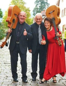 "das ""Hoffmann-Hammer-Trio"""